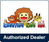 Kreative Kids Authorized Dealer