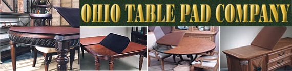 ... Ohio Table Pad Authorized Dealer ...
