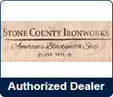 Stone County Ironworks Authorized Dealer